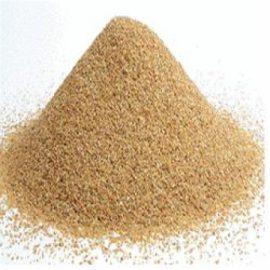 rough sand